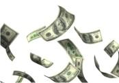 Женщина развивается в деньгах своего мужчины
