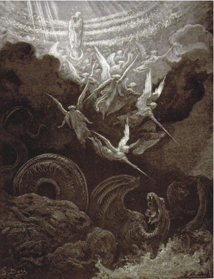 иллюстрация Гюстава Доре к Библии